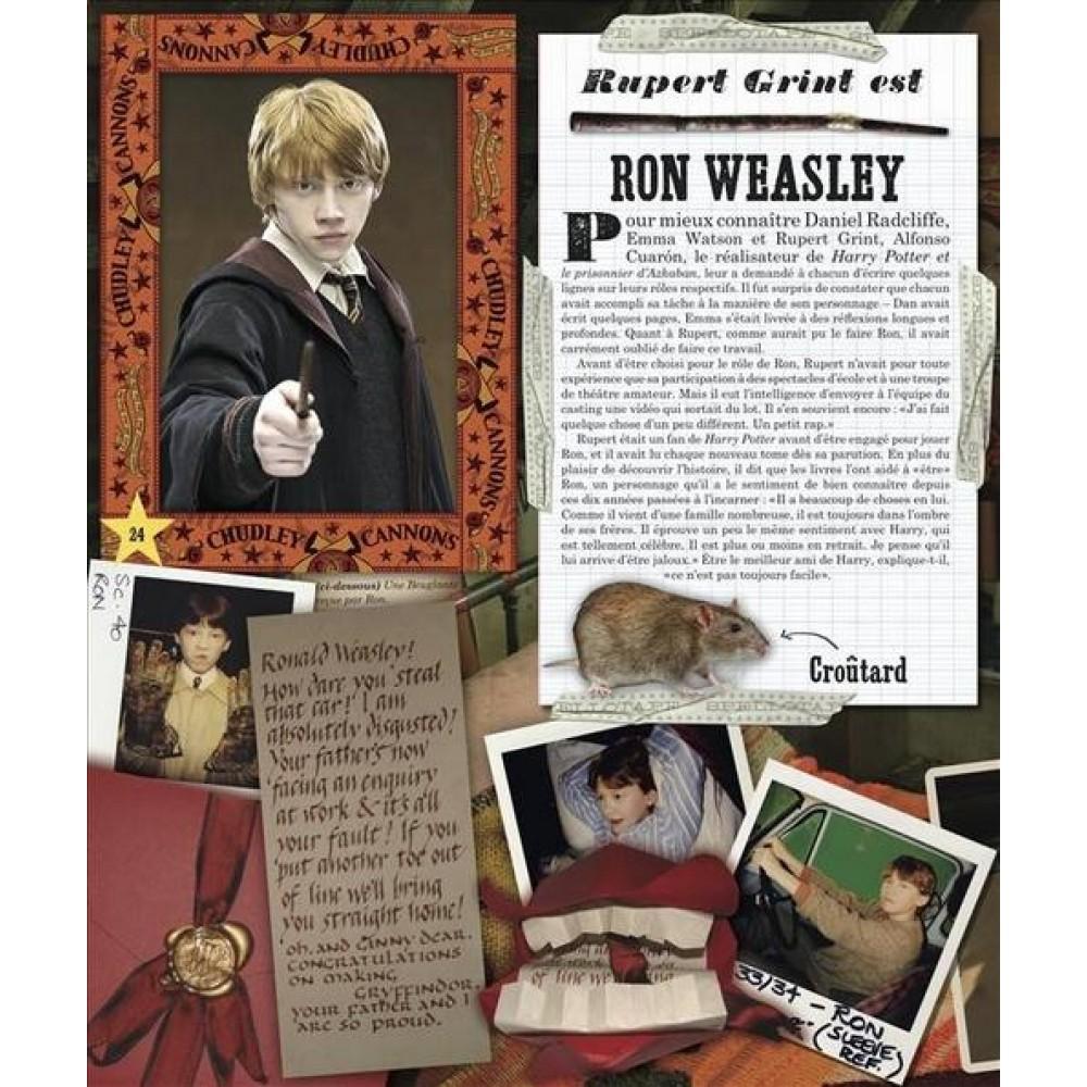 Harry Potter La Magie Des Films Books Amp Dreams