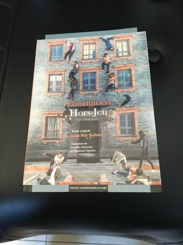 Hors-Jeu /  Fuorigioco de Lisa Nur Sultan