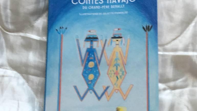 Contes Navajo du grand-père Benaly