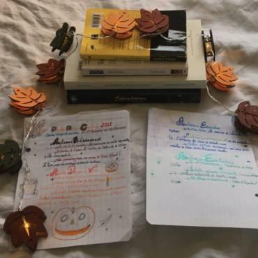 Pal Pumpkin Autumn Challenge 2018