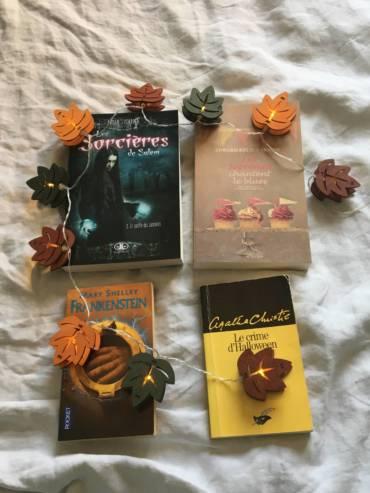 Bilan Pumpkin Autumn Challenge 2018
