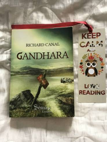 Gandhara de Richard Canal