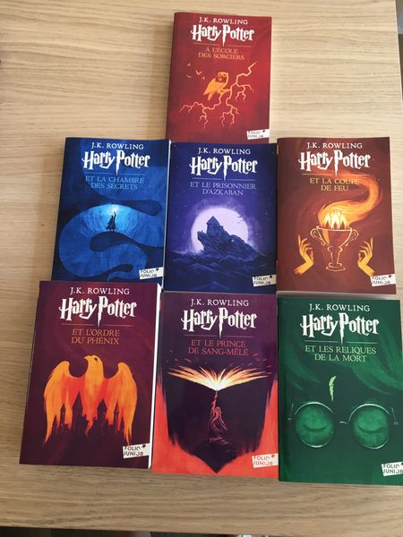 Produits Harry Potter Books Dreams